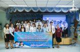 วิทยาลัยการอาชีพสองพี่น้อง นำนักศึกษาเข้าศึกษาดูงานศูนย์บ่มเพาะผู้ประกอบการอาชีวศึกษา ณ วิทยาลัยอาชีวศึกษาสิงห์บุรี และวิทยาลัยเทคนิคสิงห์บุรี 2 กันยายน 2563