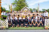 วิทยาลัยการอาชีพสองพี่น้อง จัดพิธีไหว้ครูช่างและครูประจำการ ประจำปีการศึกษา ๒๕๖๓ 15 ตุลาคม 2563