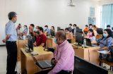 โครงการอบรมเชิงปฏิบัติการเตรียมการสอนเปลี่ยนวิชาเป็นอาชีพ ประจำภาคเรียนที่ 2/2563 9-10 มกราคม 2563