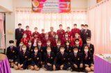 ต้อนรับคณะกรรมการการประเมินองค์การนักวิชาชีพในอนาคตแห่งประเทศไทย ระดับอาชีวศึกษาจังหวัดสุพรรณบุรี ประจำปีการศึกษา ๒๕๖๓