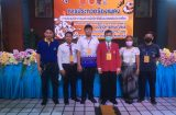 เข้าร่วมประกวดแข่งขันขับร้องเพลง ในการแข่งขันทักษะวิชาชีพและทักษะพื้นฐาน ระดับภาค ภาคกลาง ครั้งที่ ๒๘ 26 มีนาคม 2564