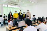 จัดการทดสอบ V-Net ประจำปีการศึกษา ๒๕๖๓ 5 เมษายน 2564